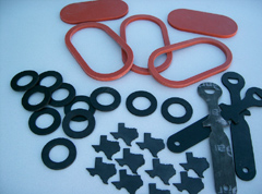 rubber gaskets waterjet