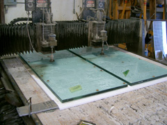 water jet cutting austin